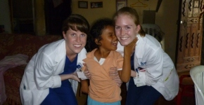 Katy: A PharmD Student in Ecuador