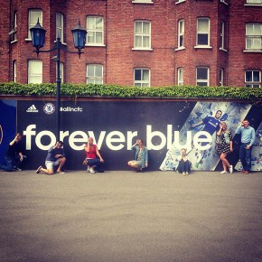 Exploring the Chelsea Football Club in England