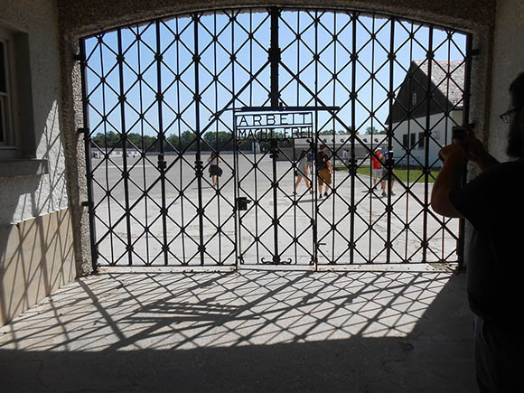 Dachau-Concentration-Camp-Gate