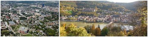 UK vs. Heidelberg