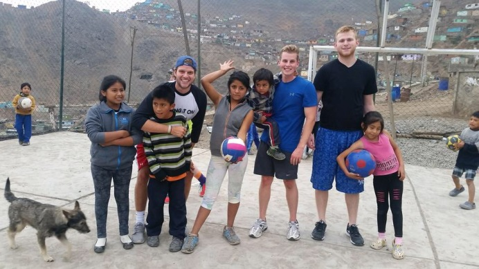 Brandon Burzynski Peru
