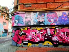 Street Art Culture in Belfast, NorthernIreland