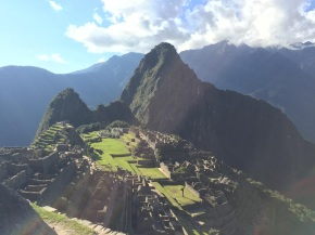 A View from Peru