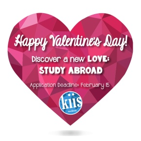 Fall in Love with KIIS Study Abroad